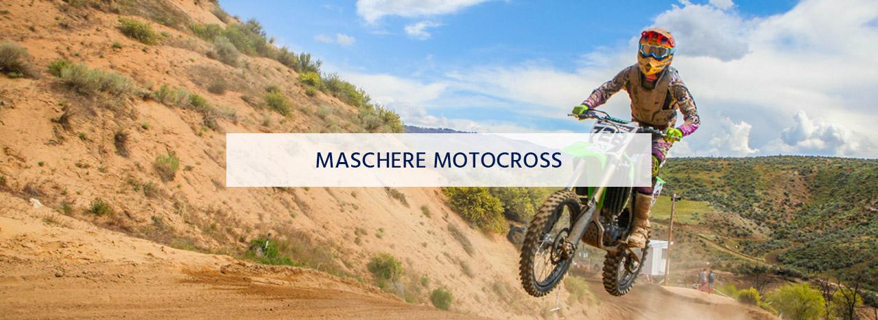 MASCHERE MOTOCROSS