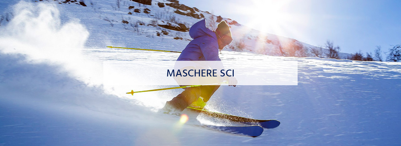 Maschere sci